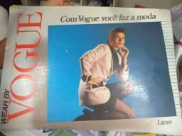 Moldes prontos da Vogue
