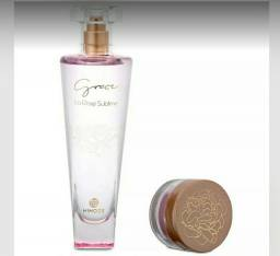 Perfume Iportado Grace La Rose+Serum para As Mãos
