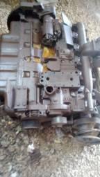 Peça de colhedeira case 2388 motor redução e outras