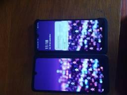 Celular LG G8X 128GB Duas tela