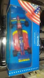 Carro fórmula 1 de coleção