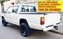 L200 4x4 Turbo Diesel 2007 - (Troco Hilux S10 Frontier Saveiro Strada Toro Montana)
