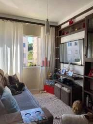 Apartamento com 2 dormitórios à venda, 54 m² por R$ 125.000,00 - Passa Vinte - Palhoça/SC