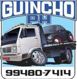 Guincho PH o melhor de Manaus tel