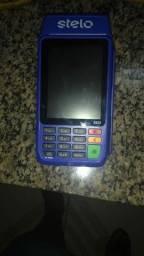 Maquina de passar cartão
