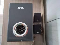Caixas para Home Teather Lenoxx e LG