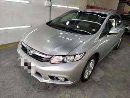 Honda Civic LXR modelo 2014 lindo e barato