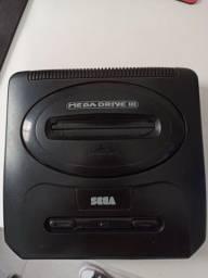 Mega Drive 3 para retirada de peças