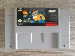 Virtual Bart Super Nintendo Original