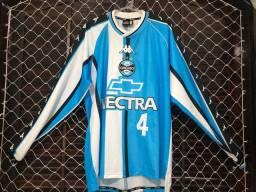 Camisa Grêmio de jogo manga longa