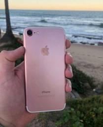 Iphone 7 Rose modelo de vitrine novo promoção