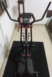 Aparelho aeróbico simulador de caminhada Genis