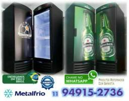 Geladeira - Cervejeira MetalFrio