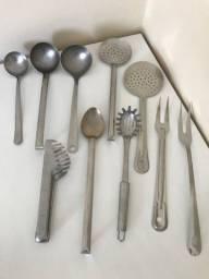 Utensílios de Cozinha e Panelas