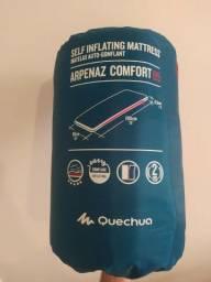 Colchão / Isolante térmico solteiro Quechua
