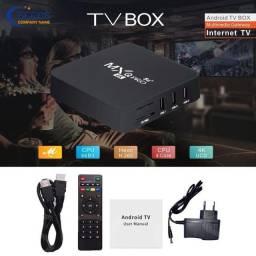 Tv Box MXQ Pro 4K 128gb