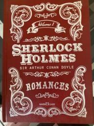 Sherlock Holmes , capa dura