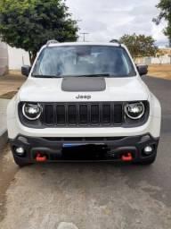 Oportunidade Única : Jeep Renegade Diesel Trailhawk impecável