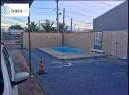 Casa com 2 dormitórios e Piscina à venda, 80 m² por R$ 250.000 - Residencial São Francisco