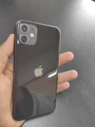 iPhone 11 64GB Preto Completo - Seminovo