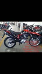 Honda Bros160 Flex