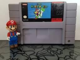 Super Mario Word Orginal e Salvando