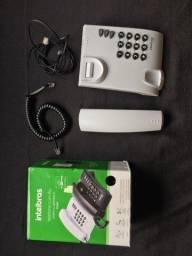 Telefone com fio Interlbras