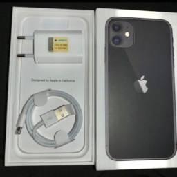 Carregador iphone original cabo e fonte