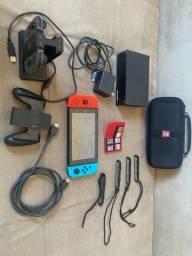 Nintendo SWITCH 32 GB neon / cinza
