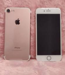Iphone 7 32gb novo Vitrine