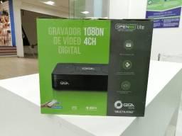 DVR Lite Multilaser - Gravador de Vídeo Digital