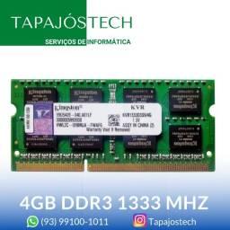 Memória Kingston DDR3 1333 MHz