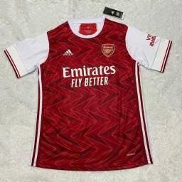 Camisa de time Arsenal Tradicional