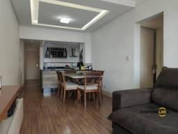Apartamento à venda, 82 m² por R$ 510.000,00 - Ponta da Praia - Santos/SP