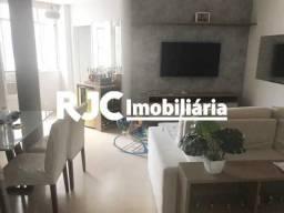 Apartamento à venda com 3 dormitórios em Rio comprido, Rio de janeiro cod:MBAP33336