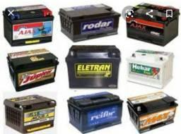 Bateria Zetta 60 R$290,00 a vista ou 5x=65,00 no cartão  Whats24hs *.<br>