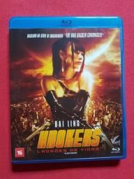 Blu-ray - Hackers Ladrões de Vidas - Original