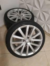 Jogo de rodas 17 Volkswagen