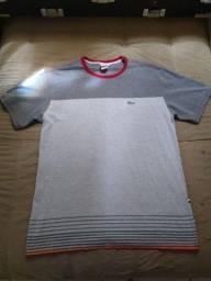 Camiseta Lacost Tam 7 LEIA A DESCRIÇÃO