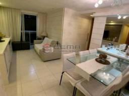 Apartamento à venda com 3 dormitórios em Botafogo, Rio de janeiro cod:LAAP33368