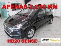 HYUNDAI HB20 2020/2021 1.0 12V FLEX SENSE MANUAL