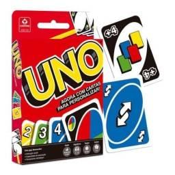 Jogo de Cartas UNO - 8375