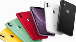 iPhone 11 64 gigas e 128 gb lacrado 1 ano de garantia da Apple