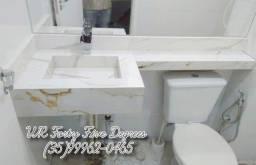 Lavatório,pias ,escadas em porcelanato esculpido