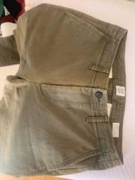 Calça Chinó GAP (EUA) - 30x30 equivale cintura 76cm