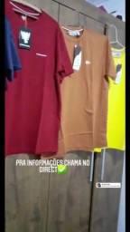 Camisas semi peruana primeira linha