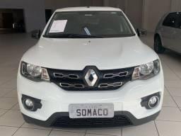 Somaco VW- Kwid 1.0 Intense 2019/2020 Com 53 mil km Rodado