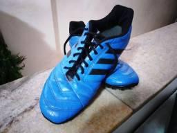 Chuteira society<br><br>Adidas original