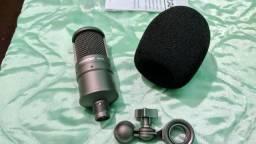 Microfone Condensador Profissional Takstar Sm-8b + Cabo Xrl