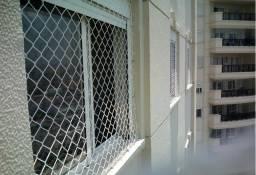 Redinha, tela de proteção instalada em janelas sacadas piscinas orçamento gratuito